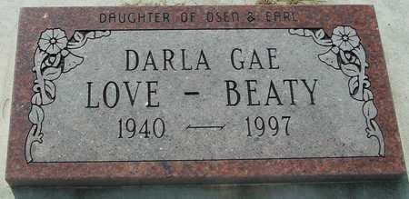 LOVE-BEATY, DARLA GAE - Ida County, Iowa | DARLA GAE LOVE-BEATY