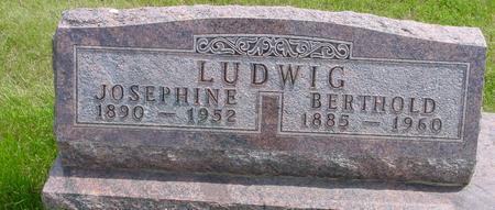 LUDWIG, BERTHOLD - Ida County, Iowa   BERTHOLD LUDWIG