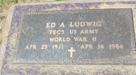 LUDWIG, ED - Ida County, Iowa | ED LUDWIG