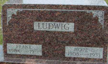 LUDWIG, HOPE - Ida County, Iowa | HOPE LUDWIG