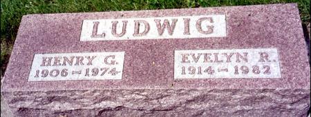 LUDWIG, HENRY - Ida County, Iowa   HENRY LUDWIG