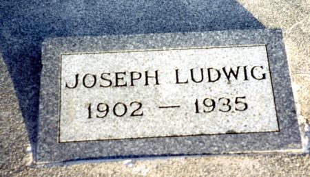 LUDWIG, JOSEPH - Ida County, Iowa | JOSEPH LUDWIG