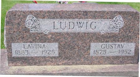 LUDWIG, KARL GUSTAV - Ida County, Iowa   KARL GUSTAV LUDWIG