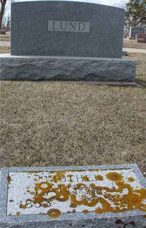 LUND, LAURA J. - Ida County, Iowa   LAURA J. LUND