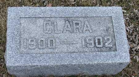 LYNN, CLARA - Ida County, Iowa | CLARA LYNN