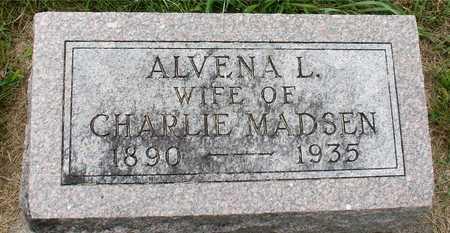 MADSEN, ALVENA L. - Ida County, Iowa | ALVENA L. MADSEN