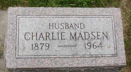 MADSEN, CHARLIE - Ida County, Iowa | CHARLIE MADSEN