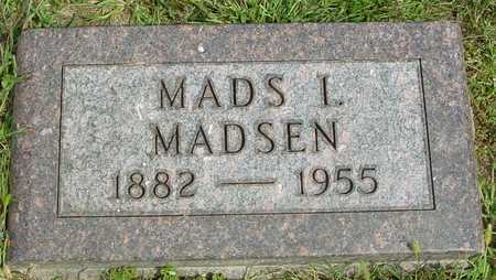 MADSEN, MADS L. - Ida County, Iowa | MADS L. MADSEN