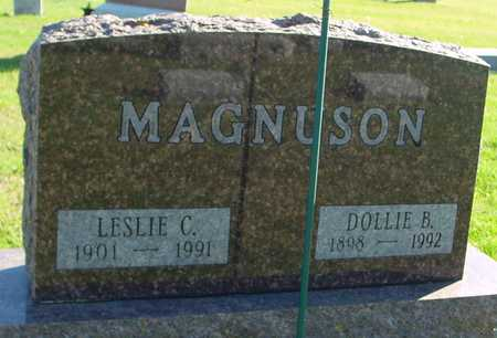 MAGNUSON, LESLIE & DOLLIE B. - Ida County, Iowa | LESLIE & DOLLIE B. MAGNUSON