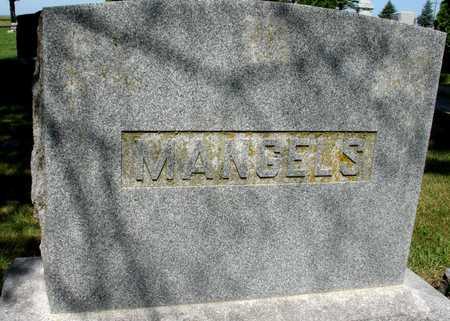MANGELS, FAMILY MAKER - Ida County, Iowa | FAMILY MAKER MANGELS
