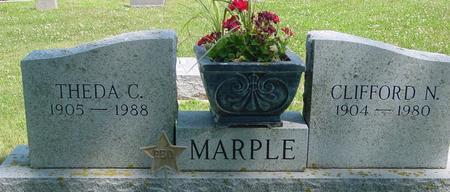 MARPLE, THEDA C. - Ida County, Iowa | THEDA C. MARPLE