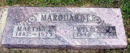 MARQUARDT, WILLIAM & MARTHA - Ida County, Iowa | WILLIAM & MARTHA MARQUARDT