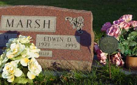 MARSH, EDWIN D. - Ida County, Iowa | EDWIN D. MARSH