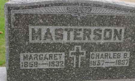 MASTERSON, CHARLES & MARGARET - Ida County, Iowa | CHARLES & MARGARET MASTERSON