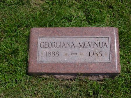 MC VINUA, GEORGIANA - Ida County, Iowa | GEORGIANA MC VINUA