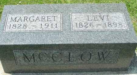 MCCLOW, LEVI & MARGARET - Ida County, Iowa | LEVI & MARGARET MCCLOW