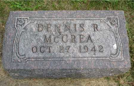 MCCREA, DENNIS - Ida County, Iowa | DENNIS MCCREA
