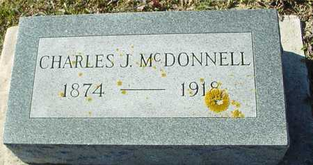 MCDONNELL, CHARLES J. - Ida County, Iowa   CHARLES J. MCDONNELL