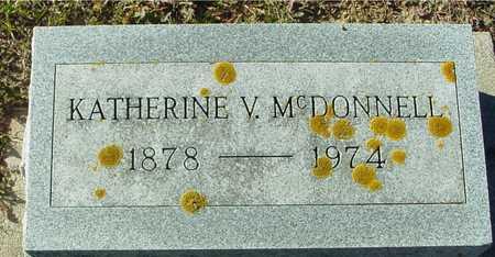 MCDONNELL, KATHERINE V. - Ida County, Iowa | KATHERINE V. MCDONNELL