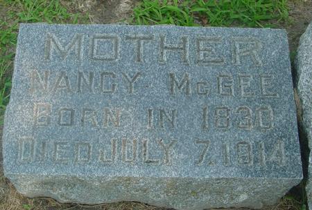MCGEE, NANCY - Ida County, Iowa | NANCY MCGEE