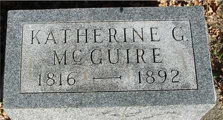 MCGUIRE, KATHERINE G. - Ida County, Iowa | KATHERINE G. MCGUIRE