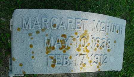 MCHUGH, MARGARET - Ida County, Iowa   MARGARET MCHUGH