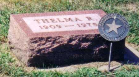 MCINTOSH, THELMA R. - Ida County, Iowa | THELMA R. MCINTOSH