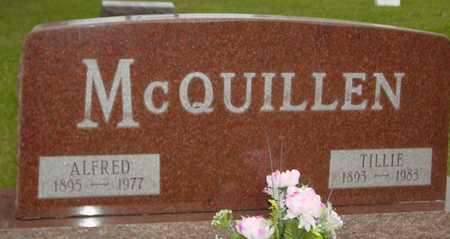 MCQUILLEN, ALFRED & TILLIE - Ida County, Iowa | ALFRED & TILLIE MCQUILLEN