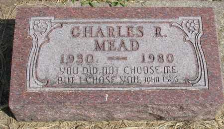 MEAD, CHARLES R. - Ida County, Iowa | CHARLES R. MEAD