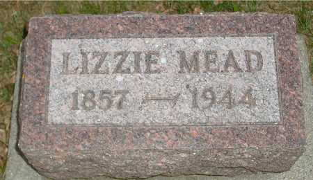 MEAD, LIZZIE - Ida County, Iowa | LIZZIE MEAD