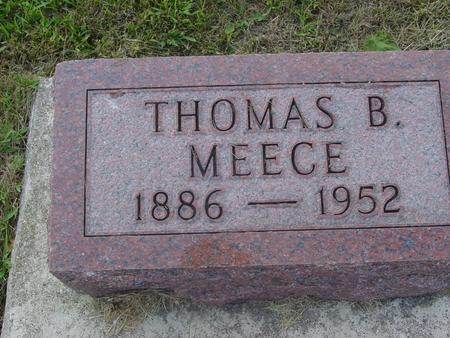 MEECE, THOMAS - Ida County, Iowa   THOMAS MEECE