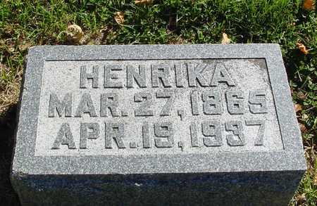 MEIJERINK, HENRIKA - Ida County, Iowa | HENRIKA MEIJERINK