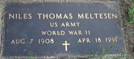 MELTESEN, NILES THOMAS - Ida County, Iowa | NILES THOMAS MELTESEN