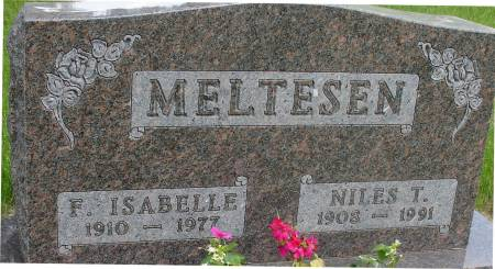 MELTESEN, NILES T. - Ida County, Iowa | NILES T. MELTESEN