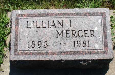 MERCER, LILLIAN I. - Ida County, Iowa | LILLIAN I. MERCER