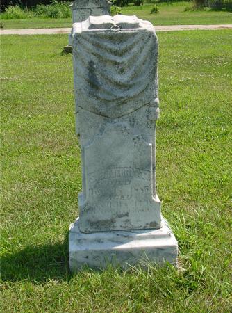 MERRITT, SOLOMON J. - Ida County, Iowa | SOLOMON J. MERRITT