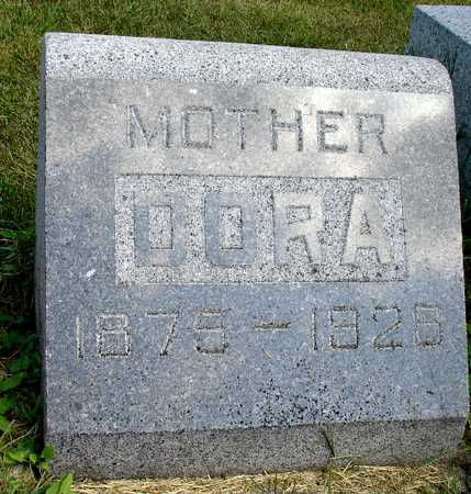 MEYER, DORA - Ida County, Iowa | DORA MEYER