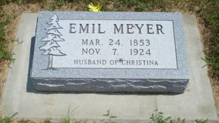 MEYER, EMIL - Ida County, Iowa | EMIL MEYER
