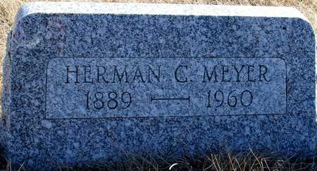 MEYER, HERMAN C. - Ida County, Iowa | HERMAN C. MEYER