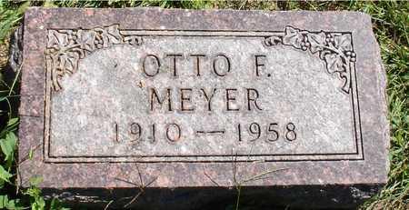 MEYER, OTTO F. - Ida County, Iowa   OTTO F. MEYER
