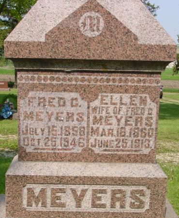 MEYERS, FRED - Ida County, Iowa | FRED MEYERS