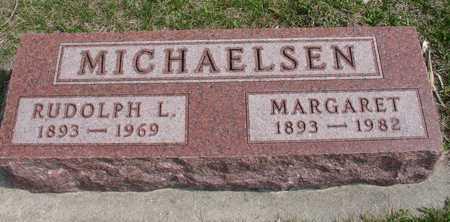 MICHAELSEN, RUDY & MARGARET - Ida County, Iowa | RUDY & MARGARET MICHAELSEN