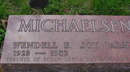 MICHAELSEN, WENDELL E. - Ida County, Iowa | WENDELL E. MICHAELSEN