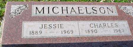 MICHAELSON, CHARLES & JESSIE - Ida County, Iowa | CHARLES & JESSIE MICHAELSON