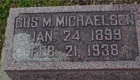 MICHELSEN, GUS M. - Ida County, Iowa | GUS M. MICHELSEN