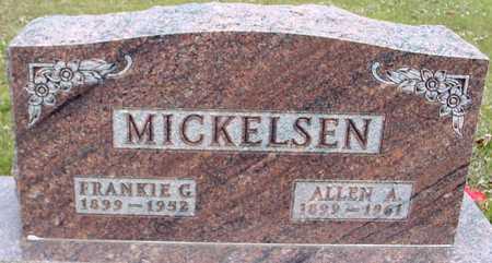 MICKELSEN, ALLEN & FRANKIE - Ida County, Iowa | ALLEN & FRANKIE MICKELSEN