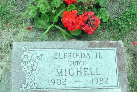 MIGHELL, ELFRIEDA H. - Ida County, Iowa | ELFRIEDA H. MIGHELL