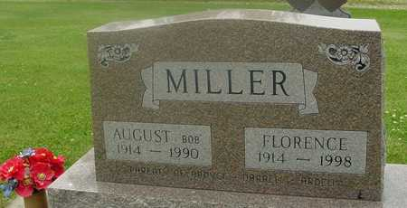 MILLER, AUGUST & FLORENCE - Ida County, Iowa | AUGUST & FLORENCE MILLER