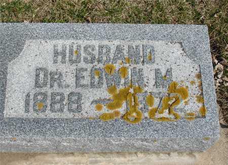 MILLER, DR. EDWIN M. - Ida County, Iowa | DR. EDWIN M. MILLER