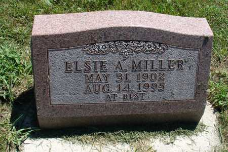 MILLER, ELSIE A. - Ida County, Iowa | ELSIE A. MILLER